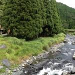 滋賀県天増川