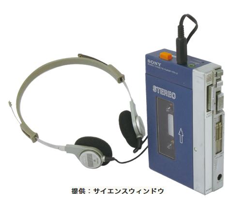 初代Walkman